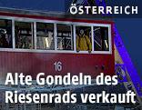 Gondel des Wiener Riesenrades