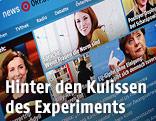 Startseite von ORF.at am Weltfrauentag