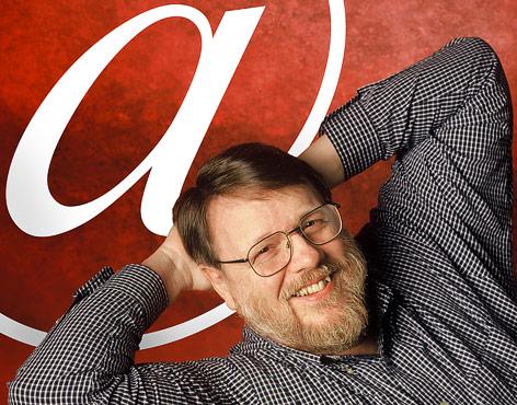 Ray Tomlinson, Erfinder der E-Mail