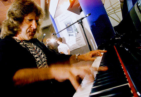 Musiker Keith Emerson 1999