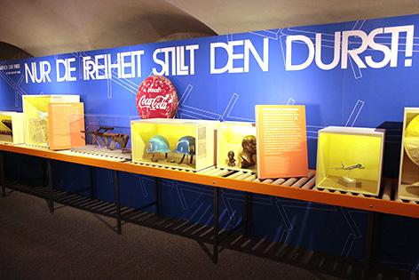 """Eindrücke aus der Ausstellung """"70er Jahre"""" auf der Schallaburg"""