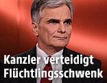 Kanzler Werner Faymann (SPÖ)