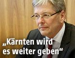 Kärntens Landshauptmann Peter Kaiser
