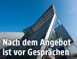Ehemalige Zentrale der Hypo Group-Alpe-Adria in Klagenfurt