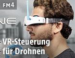 VR-Drohnensteuerung