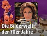 """LP """"Das bisschen Haushalt ... sagt mein Mann"""", Pommes-frites-Schneidegerät, Kelomat-Dampfkochtopf"""