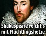 Porträt von William Shakespeare
