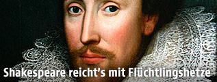 Porträt von William Shakespeare
