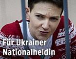 Ukrainische Pilotin Sawtschenko