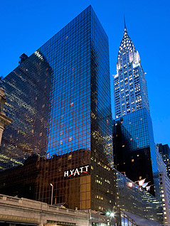 Trump Hotel Manhattan New York