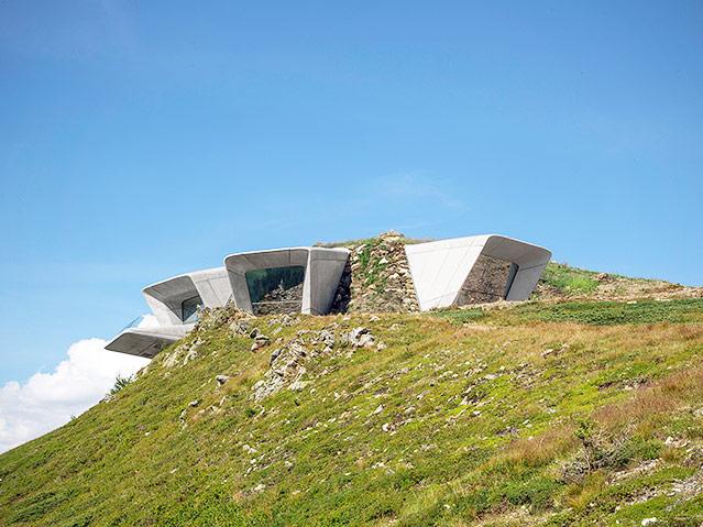 Messner Bergmuseum