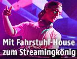 Der norwegische DJ und Produzent Kyrre Gorvell-Dahll alias Kygo