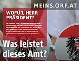 Screenshot der Website meins.ORF.at