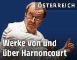 Stardirigent Nikolaus Harnoncourt