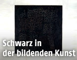 Das schwarze Quadrat von Kasimir Malewitsch