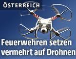 Drohne in Wien