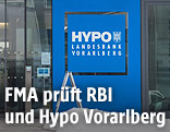 Filiale der Hypo Landesbank Vorarlberg