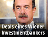 Investmentbanker Heinrich Pecina