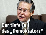 Perus Ex-Präsident Alberto Fujimori
