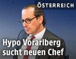 Vorstandsvorsitzender der Vorarlberger Landes- und Hypothekenbank Michael Grahammer
