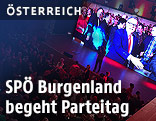 SPÖ Parteitag im Burgenland