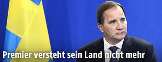 Schwedens Premier Stefan Löfven