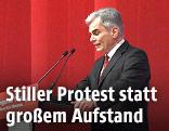 Bundeskanzler Werner Faymann am Landesparteitag der Wiener SPÖ