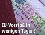 Türkischer Pass und Visum