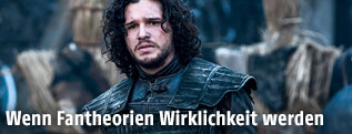 "Jon Snow aus der Serie ""Game of Thrones"""