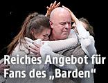 """Fotoprobe von Shakespeares """"Romeo und Julia"""" im Volkstheater"""