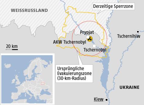 Tschernobyl Karte.Die Unsichtbaren Folgen Des Super Gau News Orf At