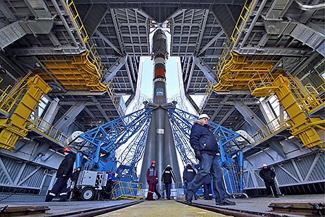 Weltraumbahnhof