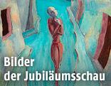 Ölgemälde von Franz Schaffgotsch - Traumwandler