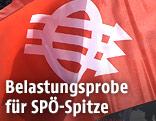 Maiaufmarsch der SPÖ