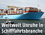 Maersk-Containerschiff