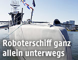 Drohnenschiff ''Sea Hunter''