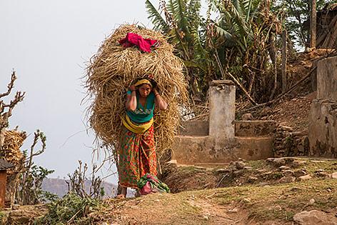 Eindrücke aus Nepal