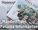 Ausgaben der Süddeutschen Zeitung