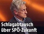 """Josef Cap und Hans Niessl bei """"Im Zentrum"""""""