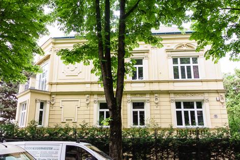 Wohnhaus der Familie Lasker