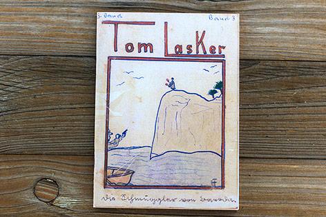 Band 3 von Tom Laskers Krimierzählungen