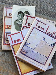 Alle Hefte von Tom Laskers Krimierzählungen