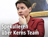 SPÖ-Stadträtin Sonja Wehsely