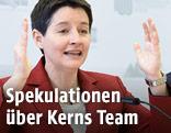 Stadträtin Sonja Wehsely