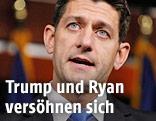 Sprecher des Weißen Hauses, Paul Ryan