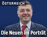 Der bisherige steirische Verkehrslandesrat und langjährige EU-Parlamentarier Jörg Leichtfried