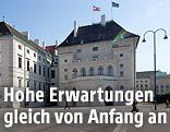 Präsidentschaftskanzlei in der Wiener Hofburg