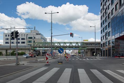 Floridsdorfer Hochbahn
