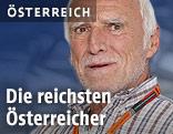 Red Bull Chef Dietrich Mateschitz