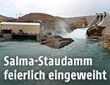Salma-Staudamm in Afghanistan